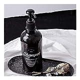 Agnes Bruce 3 in 1 Satz Bad Seifenspender 500ml Dispensing Leere Flasche for Body Wash Shampoo Hair...