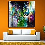 N/A Tiere auf Leinwand in High Definition Gedruckt auf Kunst Leinwand Malerei Phoenix Wandbild fr...