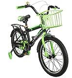 Airel Kinderfahrräder für Jungen und Mädchen   Fahrrad mit Rollen und Korb Kinderfahrrad  ...
