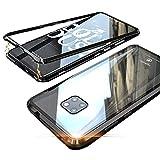 Jonwelsy Schutzhülle für Huawei Mate 20 Pro, Magnetische Adsorptionstechnologie, Starke...