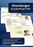 Bewerbungen - Das groe Vorlagen Paket - modern - dynamisch, klassisch, kreativ - Komplett mit...