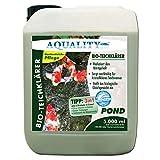 AQUALITY Gartenteich Bio-TeichKlärer 3in1 (Teichklar - Nachhaltig kristallklares Wasser, entfernt...