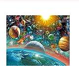 YUJH Puzzle 1000 Stück Holzpuzzle Adult Puzzle klassisches Puzzle DIY Puzzle Sonne riesigen...