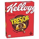 Kellogg's Tresor Choco Nut | Cerealien mit Schokofüllung | Einzelpackung (1 x 375g)