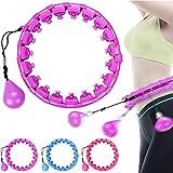 Sunshine smile Smart Fitness Reifen,Gewichtsreduktion und Massage,Hoola-Reifen,Gymnastik...