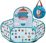XINTONGLO Kinderzelt Baby Schutzzaun Innen Dragnet Ball Spielen Zelte, tragbare Unterhaltungs-...
