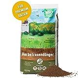 Plantura Bio Herbstrasendnger mit Langzeit-Wirkung, fr maximale Winterhrte, idealer Dnger fr den...