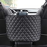 Car Net Pocket Handtaschenhalter, Sitznetz-Tasche, für Geldbörsen, Taschen, Vordersitz, Handtasche...