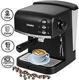 Espressomaschine | Kaffeemaschine | Milchaufschäumer | Cappuccinomaschine | Siebträger...