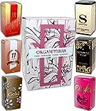 Set von 6 (sechs) Parfüm für Frauen 15ml Jedes einzelne Box Spray.(Eau de Parfum). Diamond Edition...