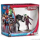 Schleich Batman gegen Joker Scenery Pack Figuren