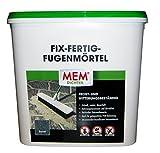 Mem Fix und Fertig Fugenmrtel, Basalt, Keine Ameisen, Keine Pftzen, 12,5 kg