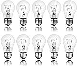 10 x Glühbirne 40W E27 klar Glühlampe 40 Watt Glühbirnen Glühlampen