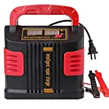 Bewegliches Auto-Jump Starter Kit, Autobatterie-Starter und Ladegerät-externes Ladegerät, 350W 14A...