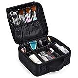 Kosmetiktasche Portable Reise Make Up Tasche,Professionelle MakeUp Organizer Tasche Schmink...