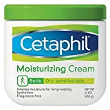 Cetaphil Feuchtigkeitscreme (frei von Duftstoffen) 453g / 16oz