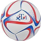 ExTWISTim Thermisch gebundener Fußball Ball Größe 5 Profi Match Fußball Anti Rutsch...