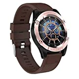 Explea Smart Watch, Smart Card Watch Informationen Kilometer Sleep Reminder Watch Fotografie...