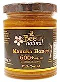 MGO 250 g Methylglyoxal 600 mg/kg Biene Natürlicher Manuka-Honig – 6 Stück