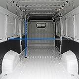 ALLEGRA Ladungssicherung und Transportsicherung für PKW LKW Anhänger und Transporter, Klemmstange...