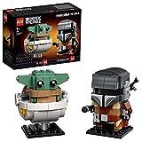 LEGO 75317 Star Wars Der Mandalorianer und das Kind, Sammlermodell, Bauset