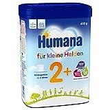 Humana Kindergetrnk 2+, Milchpulver zum Anrhren, enthlt Calcium, Vitamin A & D, mit altersgerechtem...