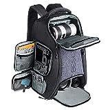 Beschoi Kamerarucksack wasserdicht Fotorucksack für Canon Nikon Sony Spiegelreflexkameras, Drohne,...