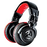 Numark Red Wave Carbon - Leichter, hochwertiger Full-Range-DJ-Kopfhörer mit Drehgelenken, 50...