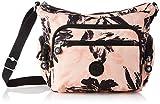 Kipling Damen Gabbie S Crossbody, Koralle/Blume, Einheitsgröße
