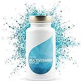 LEOVita Multivitamin Komplex - Multivitamin hochdosiert mit Q10 und Lutein - für Immunsystem & das...