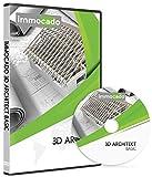 3D Architekt Basic - 2D/3D CAD Hausplaner Software zur Grundrisserstellung, Einrichtung und 3D...