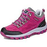 VTASQ Wanderschuhe Herren Damen Outdoor Trekking Sneaker Anti Rutsch atmungsaktiv Wanderstiefel...
