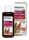tetesept Rücken Wärme Bad - Badezusatz mit Naturmoor-Essenzen und Mineralien - nachhaltige...