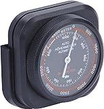 hr-imotion Hhenmesser / mobiles Barometer [Kompakt , Selbstklebend , Inkl. Halterung] - 10310501