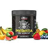 Strong Muscle Nutrition Predussa Hardcore Pre Workout Booster 220g Fruit Punch, Trainingsbooster...