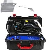 WSVULLD Druckreiniger-Dampf, Dampfwaschmaschine 6 Geschwindigkeitsanpassung 20s Schnelle Wärme,...