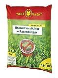WOLF-Garten - 2-in-1: Unkrautvernichter plus Rasendnger SQ 450; 3840745