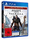 Assassin's Creed Valhalla - Limited Edition (exklusiv bei Amazon, kostenloses Upgrade auf PS5) |...