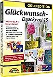 Glückwunsch Druckerei 15 - Karten selbst gestalen Geburtstag, Hochzeit, Geburt, Taufe Konfirmation...