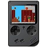 O RLY Handheld Spielkonsole Retro FC Plus Konsole 168 Retro Classic Spiel, 3 Zoll Bildschirm Mini...
