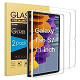 SPARIN 2 Stück Schutzfolie kompatibel mit Samsung Galaxy Tab S7 (11 Zoll, 2020 Modell), 9H Härte,...