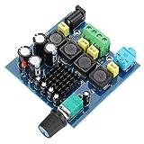 Audioverstärkerplatine, Digital verstärkerplatine Mini Digital TPA3116D2 Zweikanal Stereo...