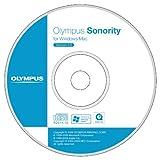 Olympus Sonority (Add on) Audio Notebook Plug-in CD-ROM