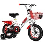 ZXQZ Bicicleta para Niños Con Amortiguación de Impactos de 18 Pulgadas, Bicicleta de Montaña Con...
