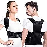 Creatck Upgrade Haltungstrainer, Geradehalter zur Haltungskorrektur Rückenstütze Rückenbandage...