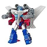 Transformers E4328ES0 TRA Spielzeuge Cyberverse Spark Armor, Mehrfarbig