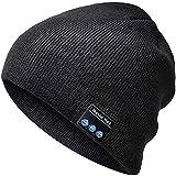 Bluetooth Mütze Geschenke für Männer & Frauen - Wintermütze Herren mit Bluetooth 5.0...