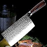 Hohe Qualität Edelstahl-Kochmesser Schmieden Anti-Stick Sharp Cleaver Fisch Gemüse Chinesisches...