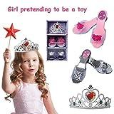 iBàste Mädchen Prinzessin Dress Up Simulation Kosmetik Schmuck Boutique Set für Kinder