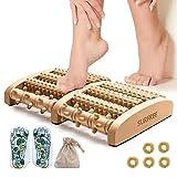 Fußmassagegerät,hergeben Reflexzonenmassage Socken und Fingermassagegerät Ringe,...